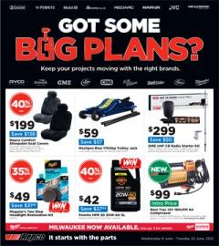 Got Some Big Plans?