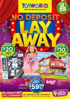 No Deposit Lay Away