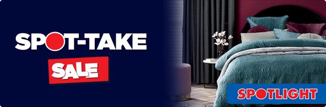 Spot-Take Sale - Spotlight