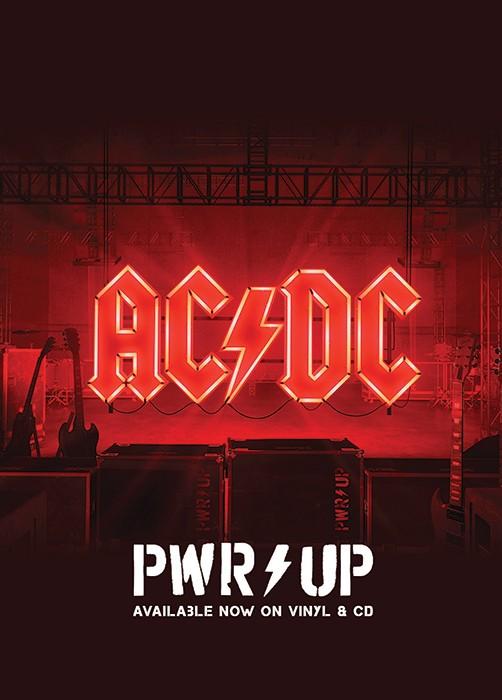 AC/DC: PWR/UP Vinyl