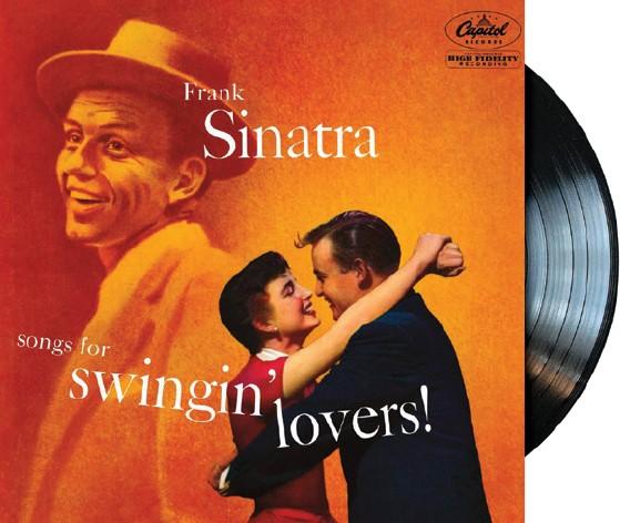 Frank Sinatra: Songs for Swingin' Lovers! (1956) Vinyl