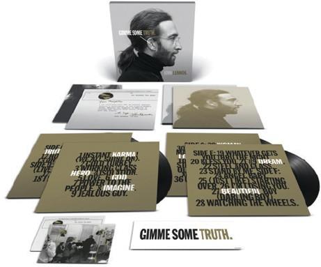 John Lennon: Gimme Some Truth Vinyl