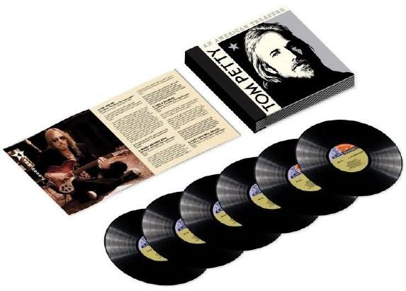 Tom Petty: An American Treasure Vinyl