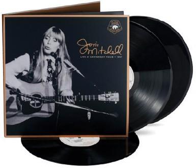 Joni Mitchell: Live at Canterbury House 1967 Vinyl