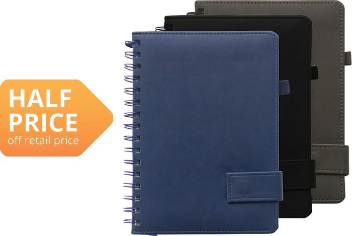 Milford Wanaka A5 Notebook