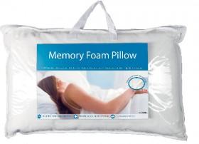 Standard-Memory-Foam-Pillow on sale