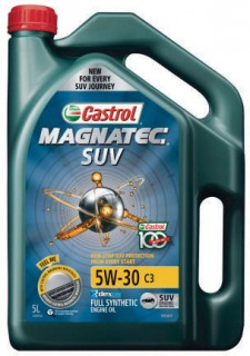 Castrol-Magnatec-SUV-5W-30-C3-5L on sale