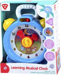 Playgo-Learning-Musical-Clock on sale
