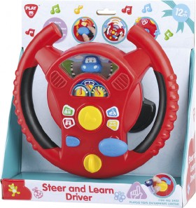 Playgo-Steer-and-Learn-Driver on sale