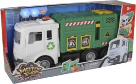 Garbage-Recycle-Truck on sale