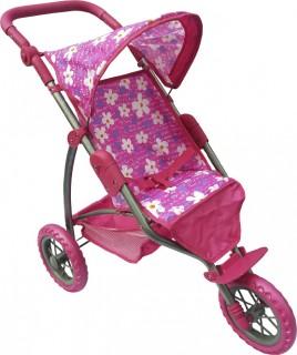 Playworld-Doll-3-Wheel-Jogger on sale