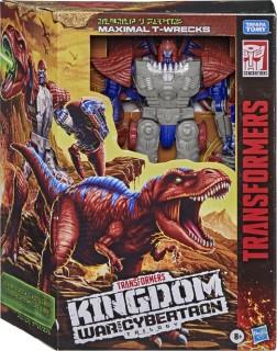 Transformers-Leader-T-Wrecks-Maximal-Tyrannosaurus on sale