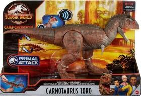 Jurassic-World-Camp-Cretaceous-Carnotarus-Toro on sale