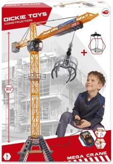 Dickie-1.2m-Mega-Crane-with-Remote on sale