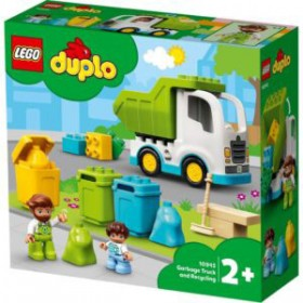LEGO-Duplo-Garbage-Truck-and-Recycling-10945 on sale