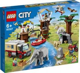 LEGO-City-Wildlife-Rescue-Camp-60307 on sale