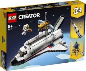 LEGO-Creator-Space-Shuttle-Adventure-31117 on sale