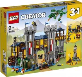 LEGO-Creator-Medieval-Castle-31120 on sale